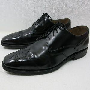 Charles Tyrwhitt Wingtip Leather Dress Oxfords UK8